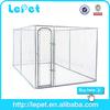 For AUS market chain link dog kennel/enclosure for dog/dog kennel fence panel