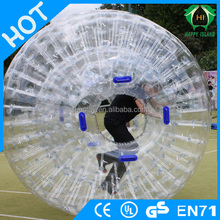 2015 good quality 1.0mmtpu inflatable hamster ball,cheap zorb balls for sale,zorb china