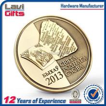 professional custom replica metal coin copy