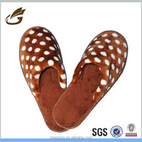 wholesale man indoor slippers soft and comfortable home slipper