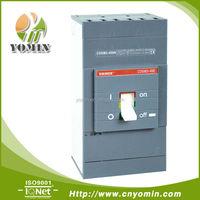 3p 400a MCCB moulded case circuit breaker