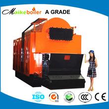 DZL biomass/wood/coal fired low pressure hot water boiler