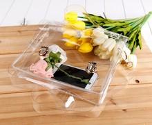 Fashion PVC Transparent Bag Clear Handbag Tote Shoulder Bag SV016234