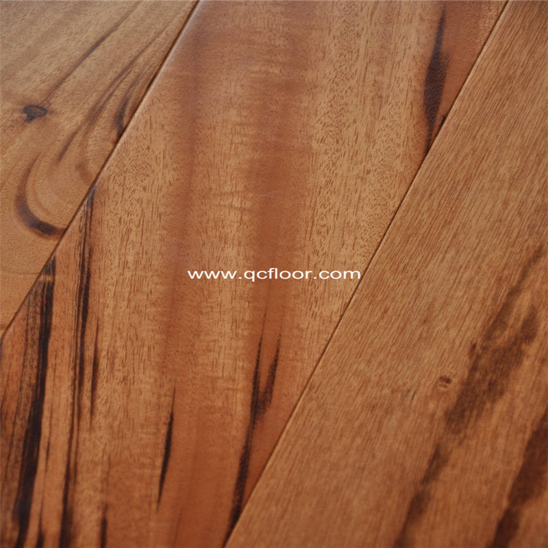 Tigerwood solid hardwood flooring wholesale price buy for Cheap solid wood flooring