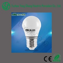 Latest 3W/5W highlighting energy saving lamp without glare E27 screw interface LED bulb lamp