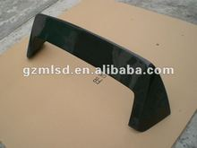carbon fiber/pu/pp/fiber glass/auto parts/spoiler for Nissan Tiida