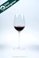 High Quality Fancy Red Wine Glass,Cheap Crystal Glasses,Decals Red Wine Glass