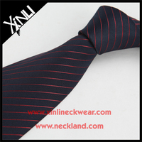 Dry-clean Only Jacquard Woven Wholesale Polyester Online Ties