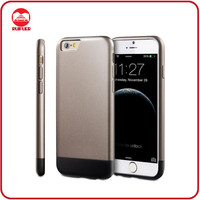 2015 New Slim Thin Hard Two Piece Detachable Slider Case for Iphone 6 6 Plus, Cover Case for Iphone 6 +