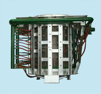induction melting furnace, (8--60t only) / induction smelter / Electric smelter