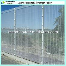 high security weldmesh/ 358 mesh/weld 358 anti climbing prison mesh fence