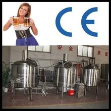 500L Beer Brewing Equipment micro brewery 100L, 200L, 300L 500L, 1000L per batch ( ZD-500L)