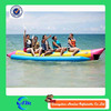 commercial inflatable banana boat with high quality for sale