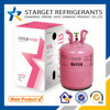 2015 Refrigerant 25lb R410a gas with Reasonable Price and 99.8% Purity