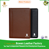 TYWEN - 0142 popular leather sample folders / document carrying file folder / fashion design executive portfolio folder