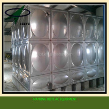 Stainles steel or FRP water tank export to India and South east Asia