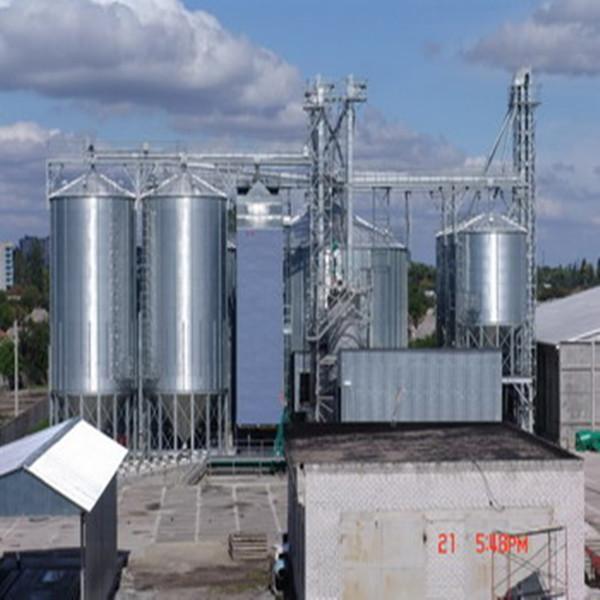 Producción e Instalación de Plantas de Silos