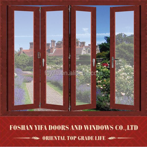 2014 hei er verkauf wirtschaftlichen freien aluminium glas faltt ren t r produkt id 1894881728. Black Bedroom Furniture Sets. Home Design Ideas