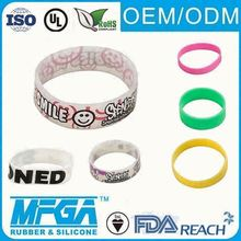 olympic silicone wristbands