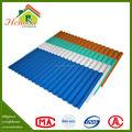 Meilleure vente de produits respectueux de l'environnement en plastique ondulé tôles de toiture
