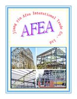aluminum i beam for mill finish/powder coating/polishing/anodizing/wood grain factory for sale