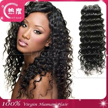 100% human unprocessed Virgin brazilian remy brazillian deep curly hair