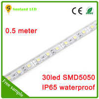 2014 latest SMD5050 IP67 CE ROHS certificated led light bar fire truck