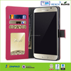 Funcy leather smart case cover for samsung galaxy note 4