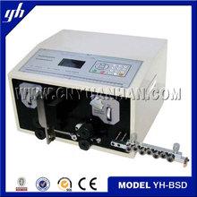 automática máquina de descascar fios e cabos