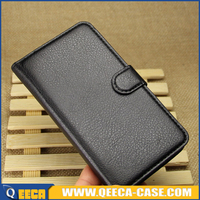 Mobile phone leather wallet case flip cover for samsung galaxy grand i9082 case