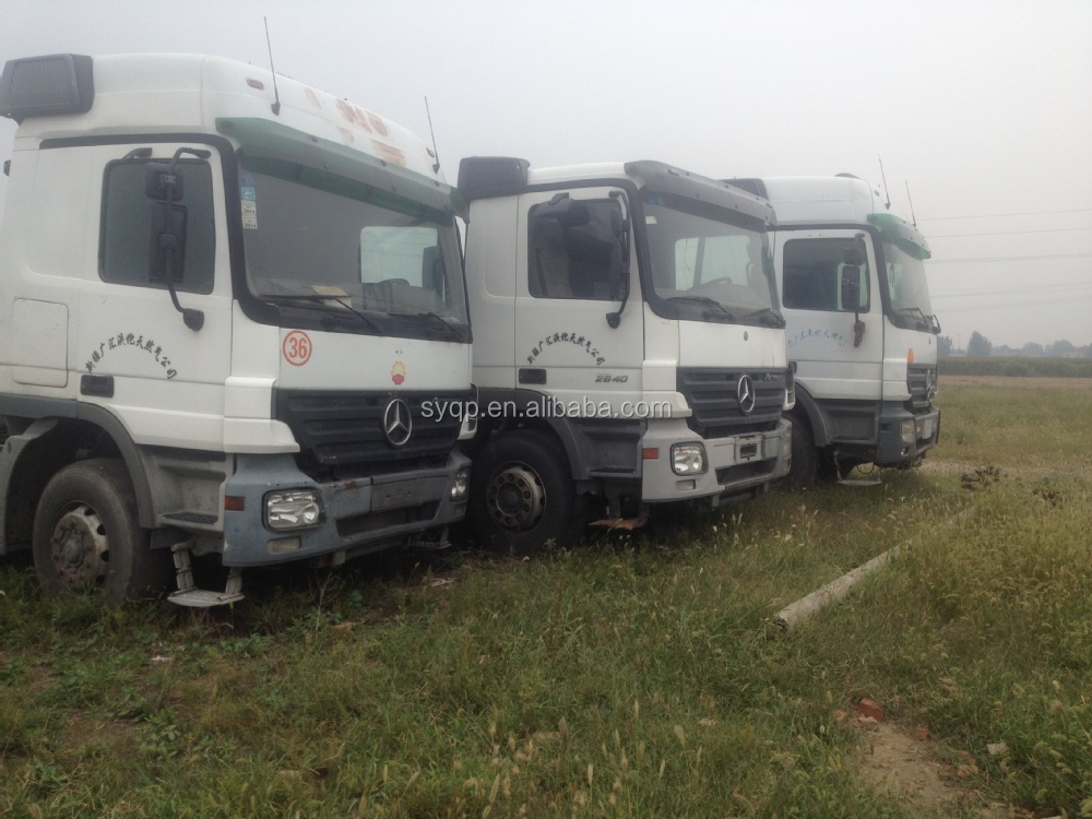 Used mercedes benz actros 2640 6x4 euro 3 from germany for Buy mercedes benz in germany