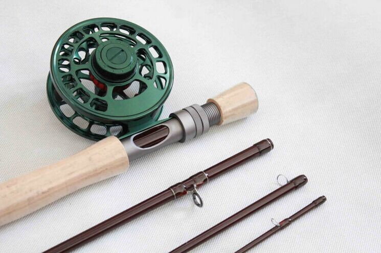Wholesale Fishing Tackle Fast Action Fishing Rod Fly