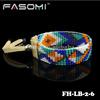 professional handmade jewelry manufactuer custom soundwave bracelet