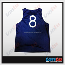 All Over Sublimation Printed Basketball Jersey uniform