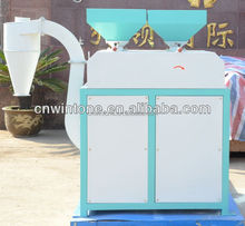 150-1500kg/hHigh yield, smooth working rice flour milling machine