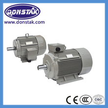 AC Industrial Three Phase Industion Motor with Squirrel Cage Type, Fully Enclosed and Fan Cooled , 6 Poles Electric Motor