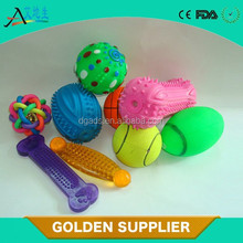 2015 hot sale color plastic pet chewing toys for dogs
