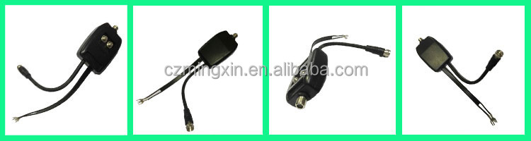 The high quality small high voltage antenna tv matching transformer