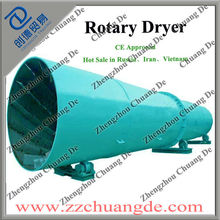 12-20 t/h CE Certification Cassava Rotary Dryer/Wood Chips Rotary Drum Dryer with Low Price