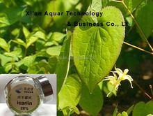 Herbal Extract Yin Yang Huo Extract Epimedium Extract 20% Icariin
