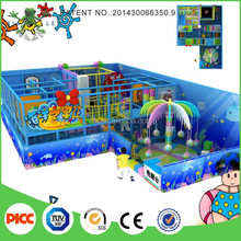 Factory price ocean theme Soft Playground Kids Best Indoor Exercise Equipment