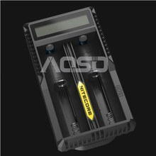 Nitecore UM20 USB Battery Charger (Intelligent) 2 Bay