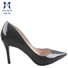 Sexy genuine leather 9cm shoes made in china high heels