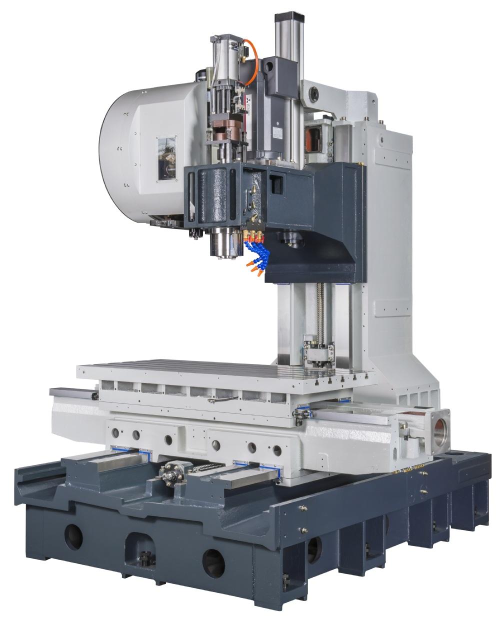 3 Axis CNC Vertical Milling Machine NVM-1166