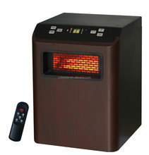 ETL Portable quartz infrared heater 1500W W/ REMOTE AND TIMER