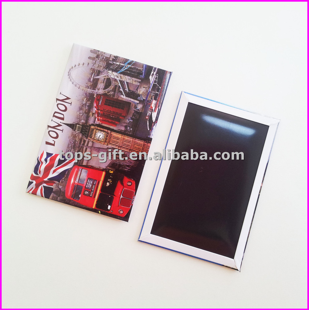 photo fridge magnet