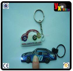 skateboard/souvenir 2014 design magnet/ Led silicone key chains