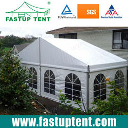 Small size white party tent for garden