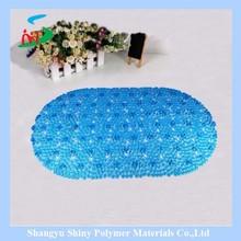 hot sale rubber bathmat with pure color