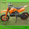 2015 new style 500W with cheap price electric dirt bike for sale SQ-DB708E